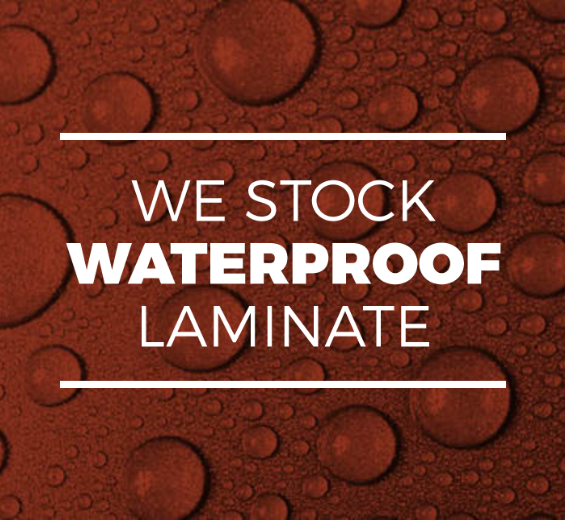 we stock laminate